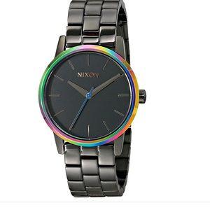 Nixon Iridescent Kensington Watch